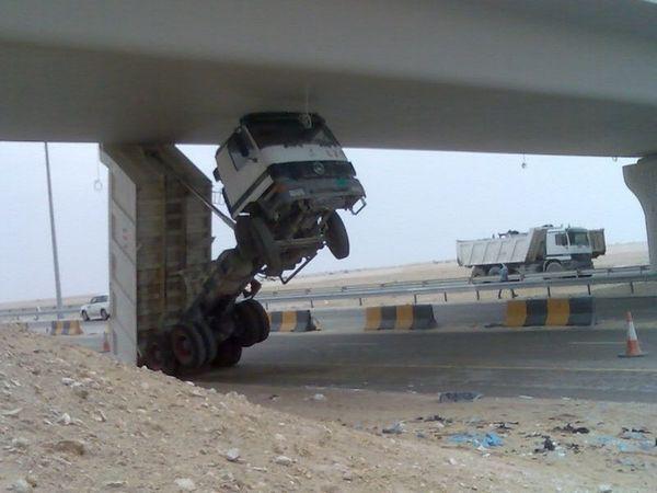 Incidente sotto l'autostrada