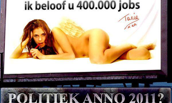 Tania e i 400000