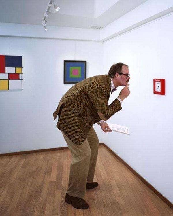 Arte troppo moderna