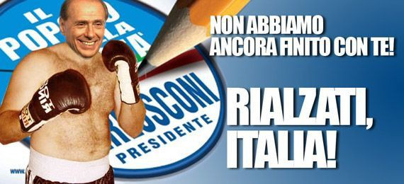 Rialzati, Italia!