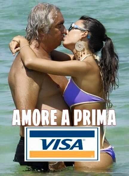 A prima Visa