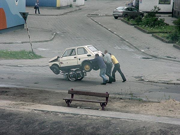 prototipo di auto ecologica