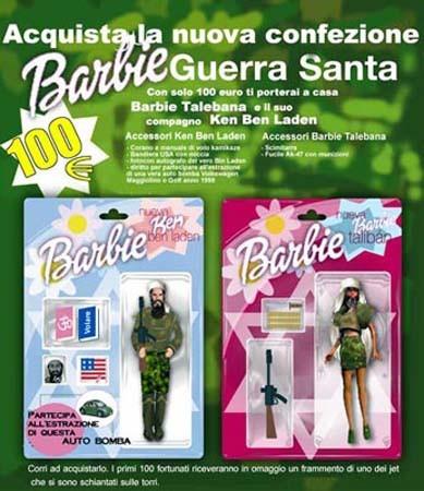 Barbie aggiornata