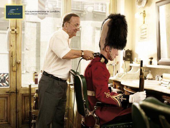 Barbiere britannico estremo
