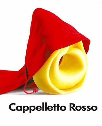 Cappelletto rosso