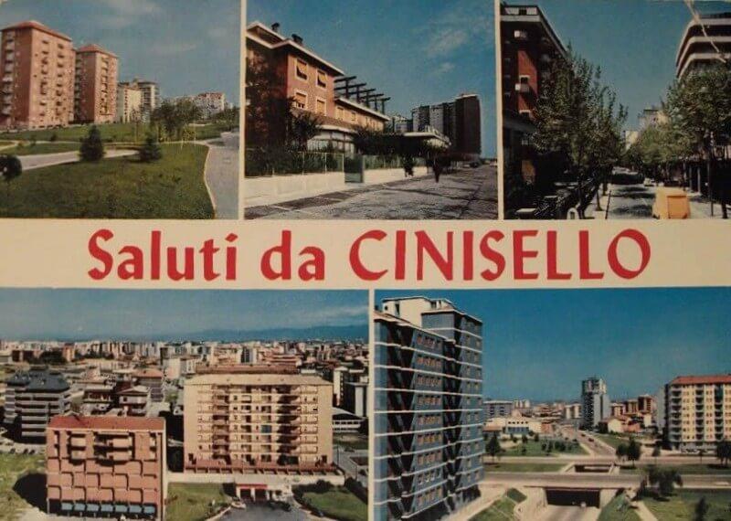 Saluti da Cinisello Balsamo