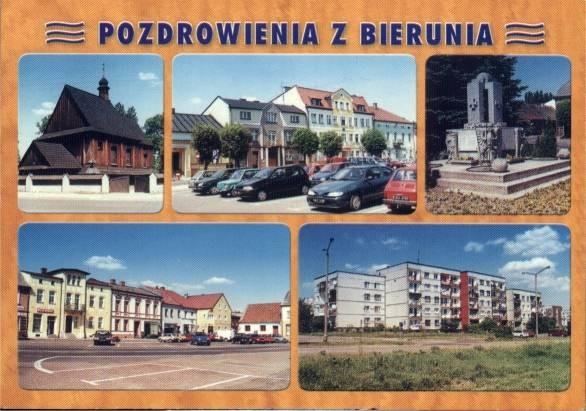 Saluti da Bierunia!