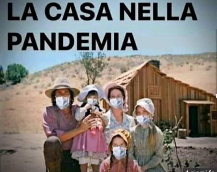 La casa nella pandemia