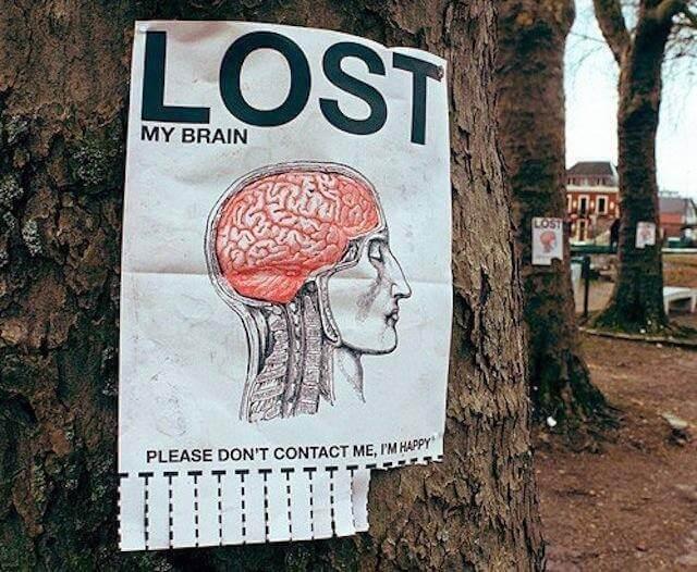 Cervello perduto