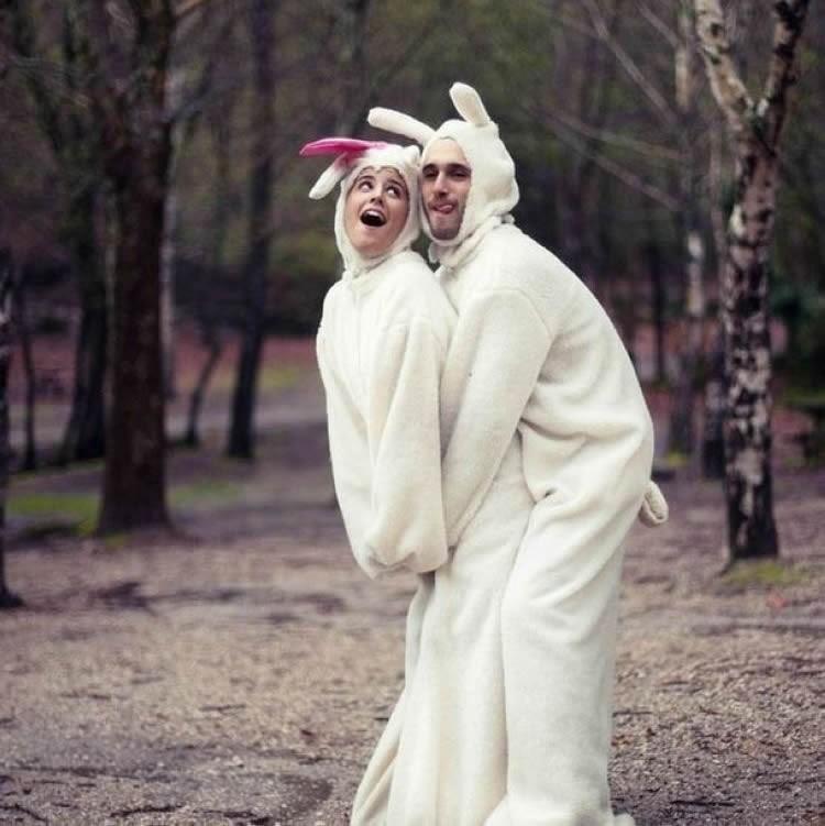 Quasi come conigli