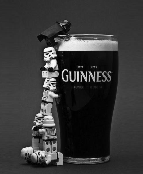 Drink Vader