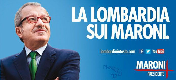 La Lombardia sui Maroni