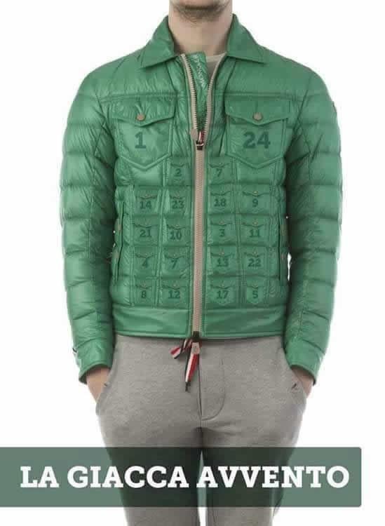 La giacca avvento