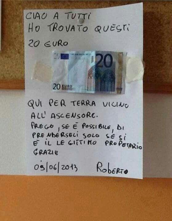 Ingenuo per 20 euro