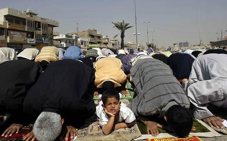 Musulmano annoiato