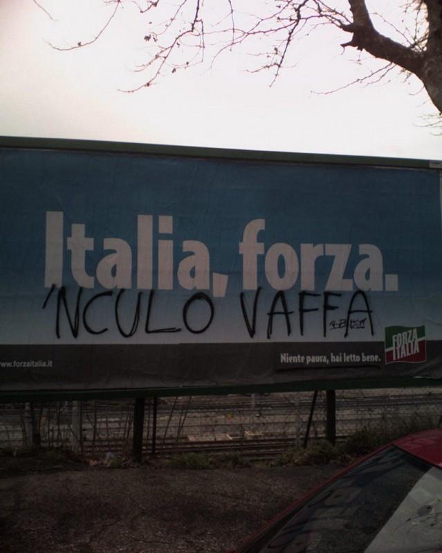 Italia, forza