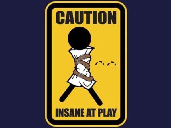 Attenzione: pazzi in manovra