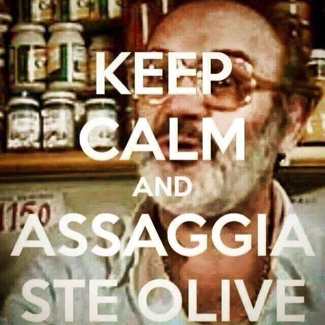 Keep calm e assaggia