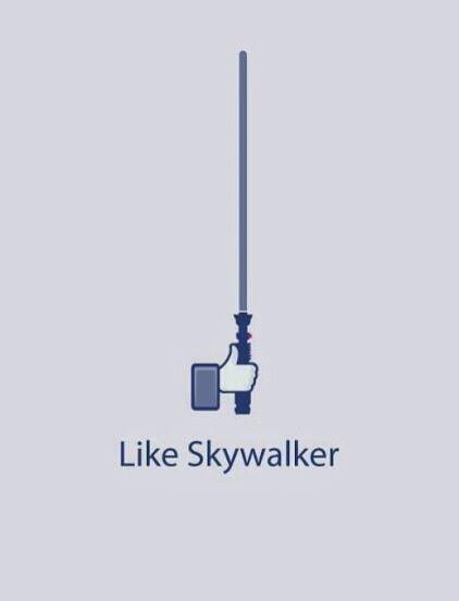 Like Skywalker