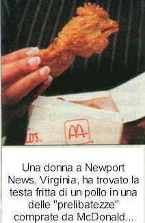succede solo da McDonald...