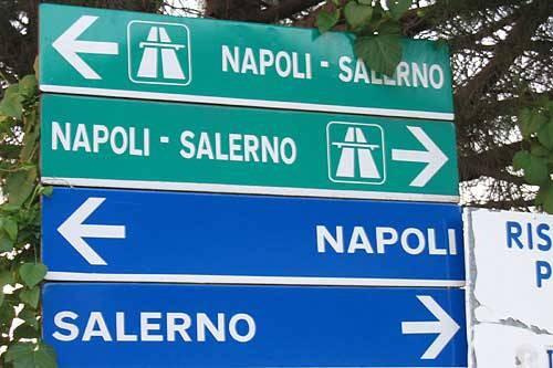 Tutte le strade portano a Napoli e Salerno