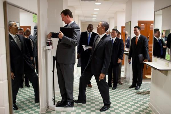 Obama fa gli scherzi