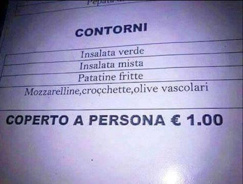 Olive vascolari