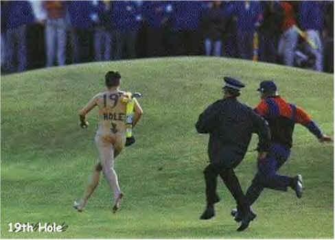 golf per nudisti