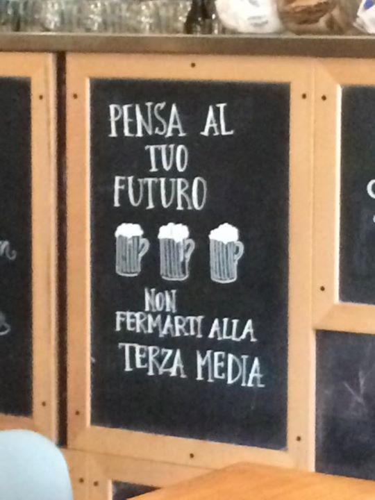 Pensa al futuro