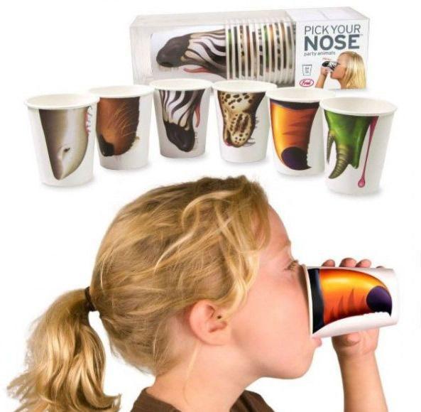 Scegli il tuo naso