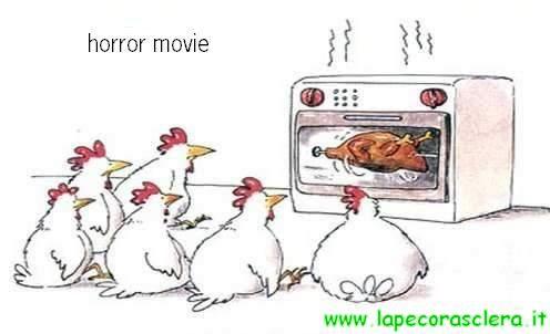 chicken's crime