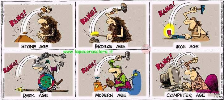 Il rumore dell'evoluzione