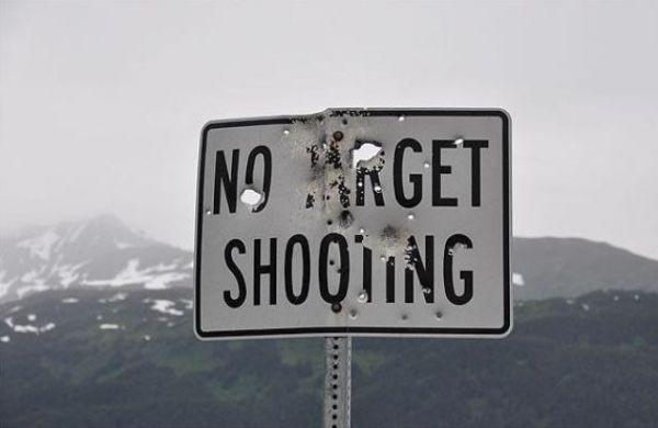 Vietato sparare