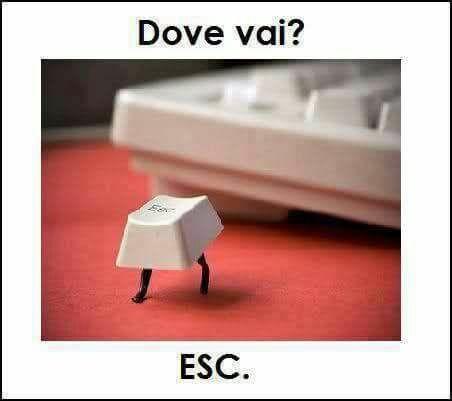 Tasto ESC