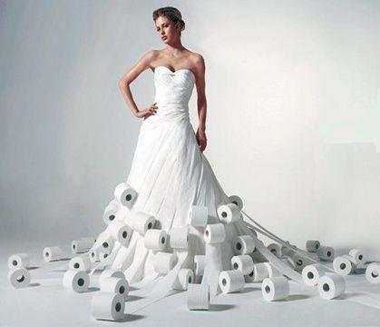 Sposa igienica