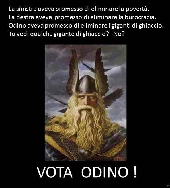 Vota Odino!
